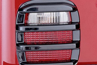 Rugged Ridge® 11354.02 - Tail Light Covers