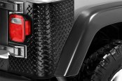 Rugged Ridge® - Body Armor Rear Corner Guard