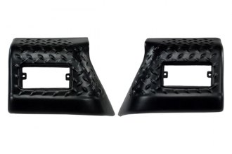 Rugged Ridge® 11650.20 - Body Armor Front Fender Guards