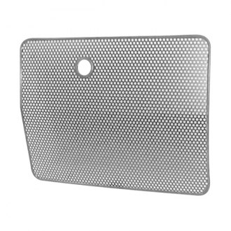 Rugged Ridge® - Radiator Bug Shield, Stainless Steel