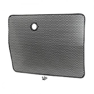 Rugged Ridge® - Radiator Bug Shield, Black