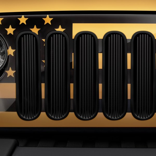 Rugged Ridge® - Grille Inserts