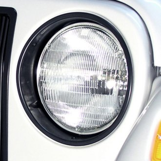 Rugged Ridge® - Headlight Bezels