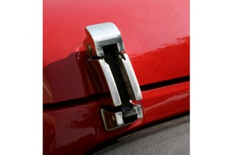 Rugged Ridge® - Stainless Steel Hood Latches