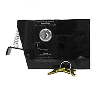 Rugged Ridge® - Hood Lock Kit