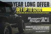 Rugged Ridge Special Offers