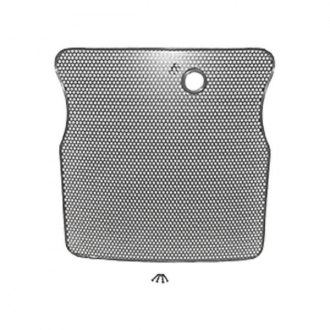 Rugged Ridge® - Black Radiator Bug Shield