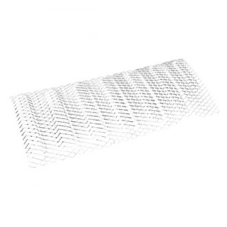 Rugged Ridge® - Chrome Mesh Main Grille