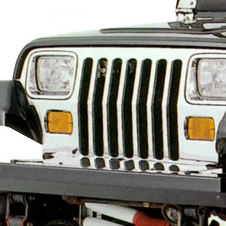 Rugged Ridge® - Rock Crawler Full Width Black Front HD Bumper