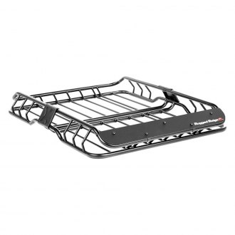 Rugged Ridge® - Black Roof Rack Basket