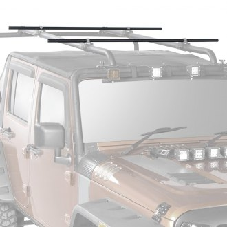 "Rugged Ridge® - 56.5"" Round Sherpa Roof Rack Crossbars"