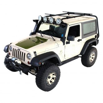 Rugged Ridge® - Sherpa Roof Rack Kit