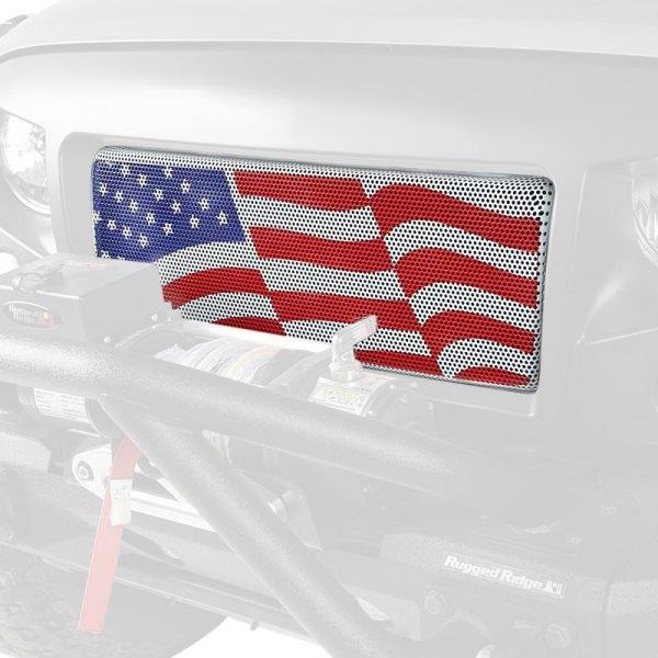 Rugged Ridge 174 12034 22 Spartan Series American Flag