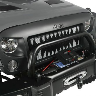 Rugged Ridge® - Spartan Land Shark Grille Insert