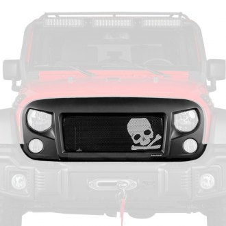 Rugged Ridge® - Spartan Skull Grille Kit