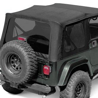 1998 jeep wrangler soft tops hard tops at. Black Bedroom Furniture Sets. Home Design Ideas
