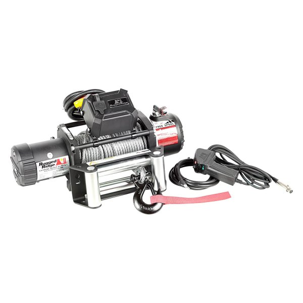 Rugged Ridge® - Winch with Steel Cable