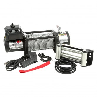 Rugged Ridge® - 12500 lbs Spartacus Heavy Duty Winch with Steel Cable