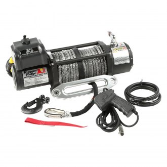 Rugged Ridge® - 10500 lbs Spartacus Performance Winch with Synthetic Rope