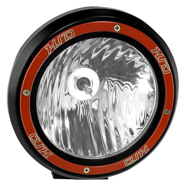 "Rugged Ridge® - 35W Round Xenon/HID Lights (6"", 5"", 7"")"