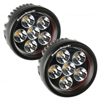 "Rugged Ridge® - 3.5"" Round LED Light"