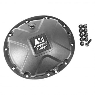 Rugged Ridge® - Boulder™ Differential Cover