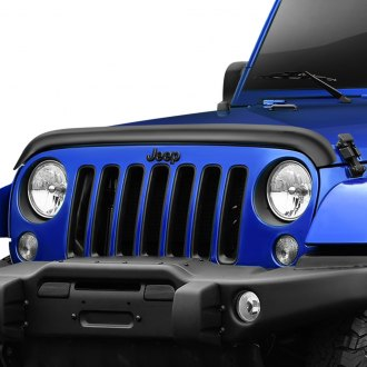 Rugged Ridge® - Matte Black Hood Bug Deflector