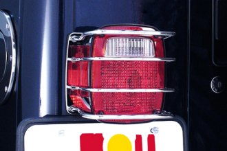 Rugged Ridge® - Euro Style Tail Light Guards