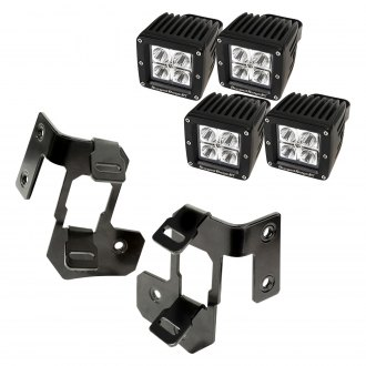 Rugged Ridge® - A-Pillar LED Light Mount
