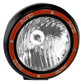 Rugged Ridge® - Round HID Fog Light Kit
