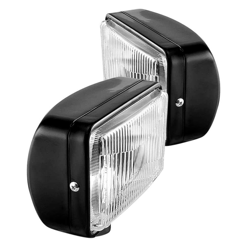 "Rugged Ridge® 15207.55 - 7""x5"" 2x100W Rectangular Fog Beam Lights"