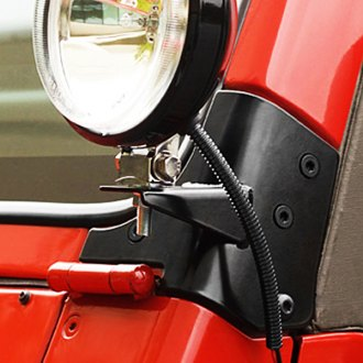 Rugged Ridge® - Light Mounting Brackets