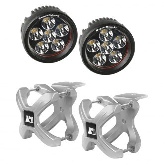 Rugged Ridge® - X-Clamps and LED Lights Kits