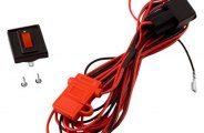 Rugged Ridge® - Off-Road Fog Light Wiring Harness