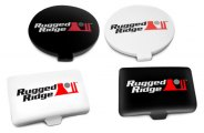 Rugged Ridge® - Off-Road Halogen Light Replacement Cover