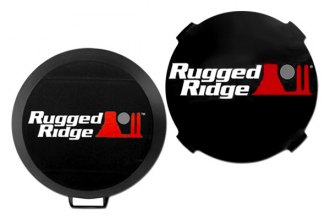 Rugged Ridge® - Off-Road HID Light Replacement Cover