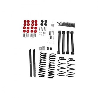 "Rugged Ridge® - 2"" x 2"" Front and Rear Suspension Lift Kit"