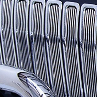 Rugged Ridge® - Chrome Billet Grille Inserts