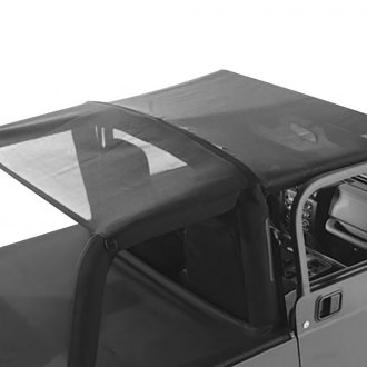 Rugged Ridge® - Mesh Summer Soft Top