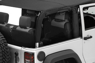 Rugged Ridge® - Mesh Island Soft Top