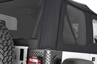 Rugged Ridge® 13710.35 - Factory Replacement Soft Top