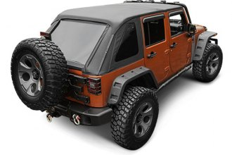 Rugged Ridge® - Bowless Soft Top