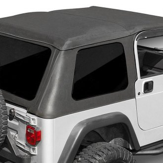 Rugged Ridge® - XHD Bowless Soft Top