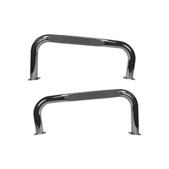"Rugged Ridge® - 3"" Wheel-to-Wheel Round Tube Bars"