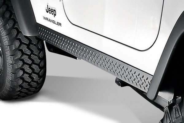 Rugged Ridge® - Body Armor Rocker Panels