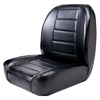 Rugged Ridge® - Replacement Front Bucket Seat, Black