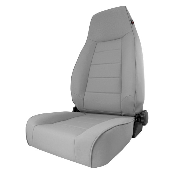 Rugged Ridge® - XHD Front Seat, with Recliner, Gray