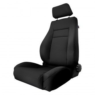 Rugged Ridge® - XHD Ultra Front Seat, with Recliner, Black