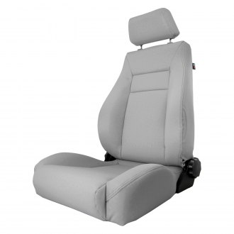 Rugged Ridge® - XHD Ultra Front Seat, with Recliner, Gray