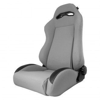 Rugged Ridge® - XHD Sierra Front Seat, with Recliner, Gray